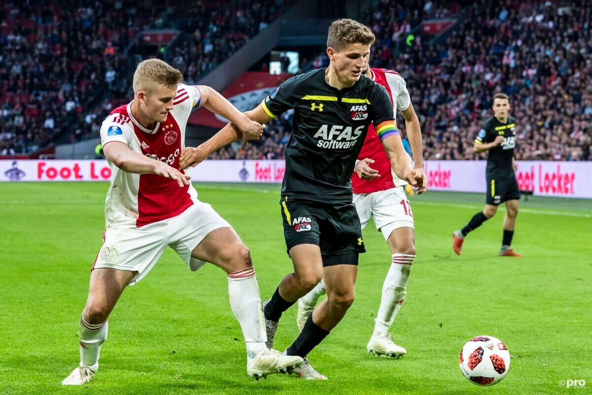 Kom in de stemming voor AZ – Ajax met deze compilatie van Ajax-goals in Alkmaar