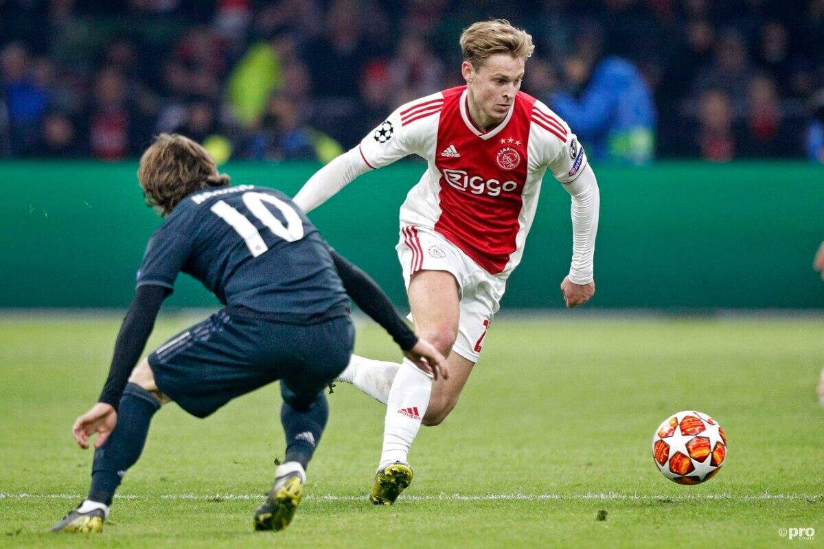 Real Madrid – Ajax: voorbeschouwing Clarence Seedorf en Rafael van der Vaart