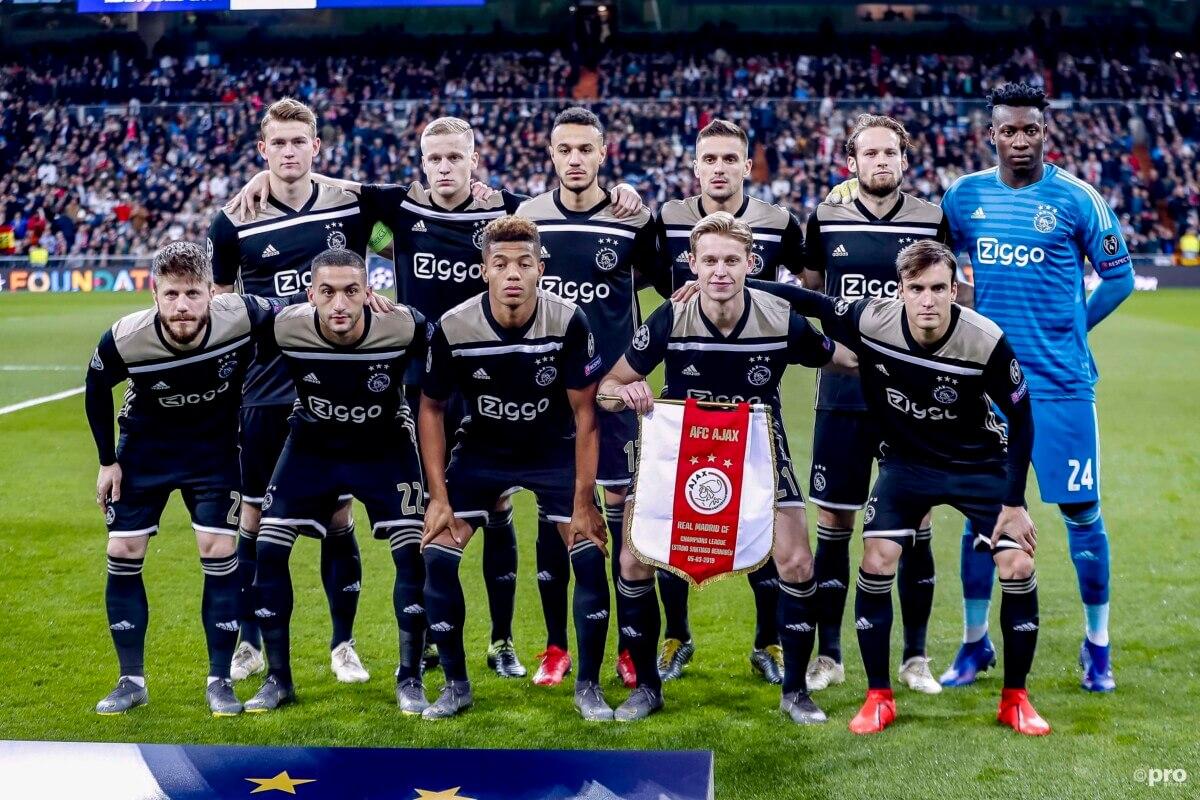 Nog even nagenieten van Real Madrid – Ajax? Bekijk deze magnifieke clip!