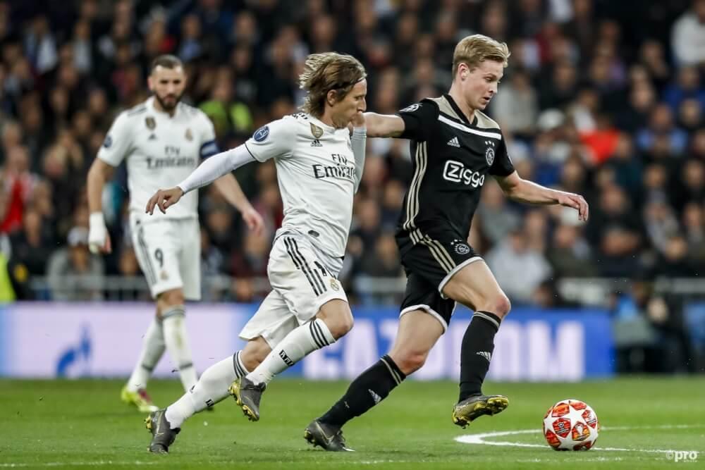 Speel de Frenkie de Jong-quiz en ontdek hoe goed je de Ajax-middenvelder kent