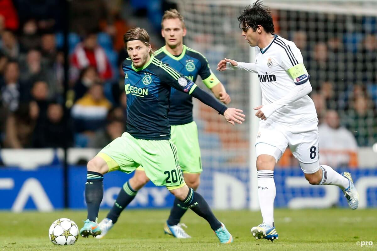 Recordhouder Lasse Schöne blikt terug én vooruit op Real Madrid – Ajax
