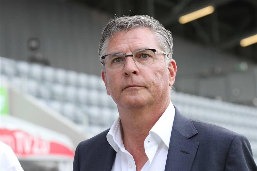 """Feyenoord neemt afscheid van Van Geel: """"Zo werkt het nu eenmaal"""""""