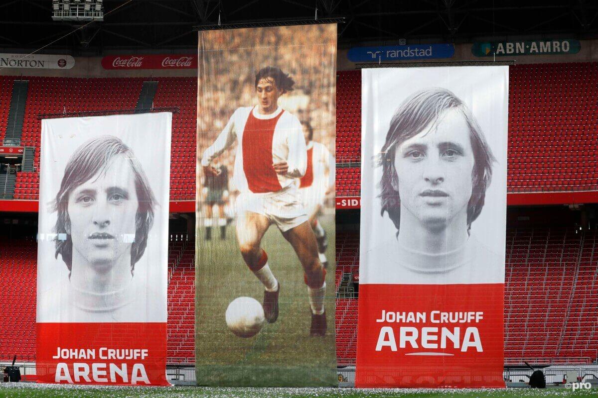 Johan Cruijff, nummer 14