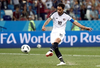 Bryan Ruiz wil terug naar Eredivisie