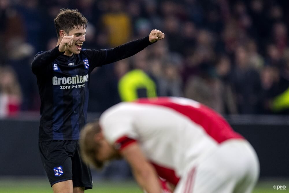 Kik Pierie verlaat SC Heerenveen