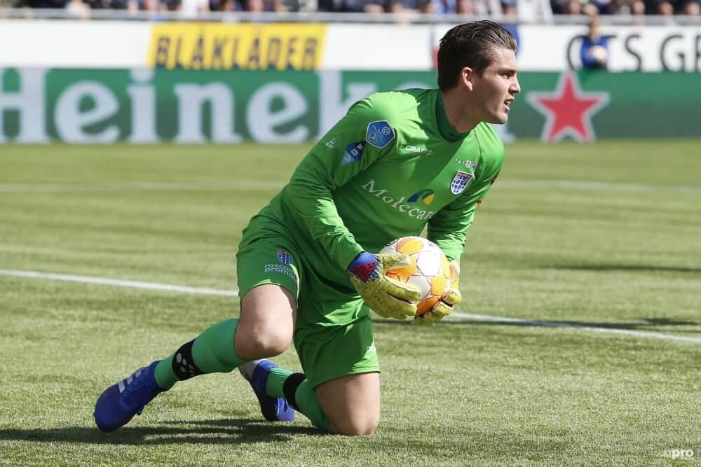 Keeperscrisis bij PEC Zwolle