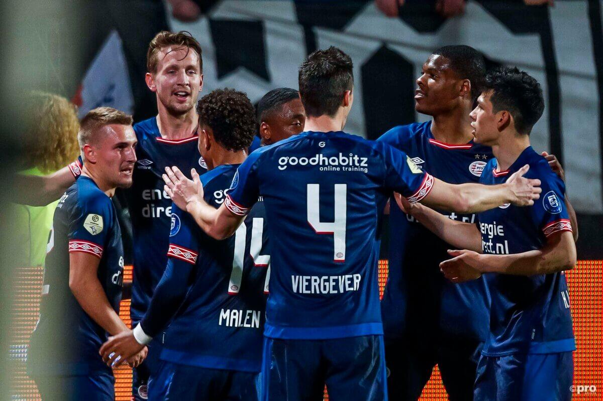 """PSV-uitblinker: """"Na dit seizoen blijf ik gewoon bij PSV."""""""