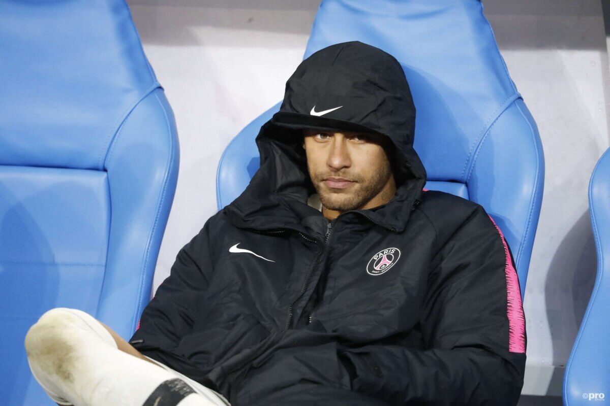 Neymar polst naar Real Madrid