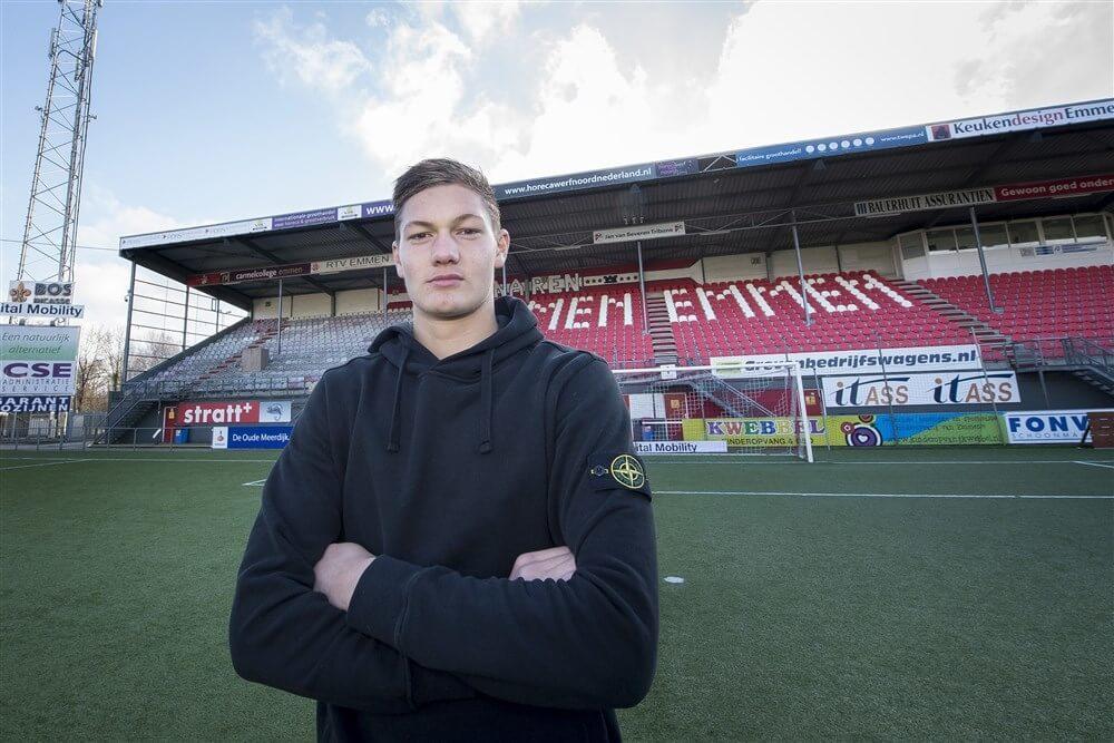 Ajax kondigt komst Scherpen aan met ludieke video