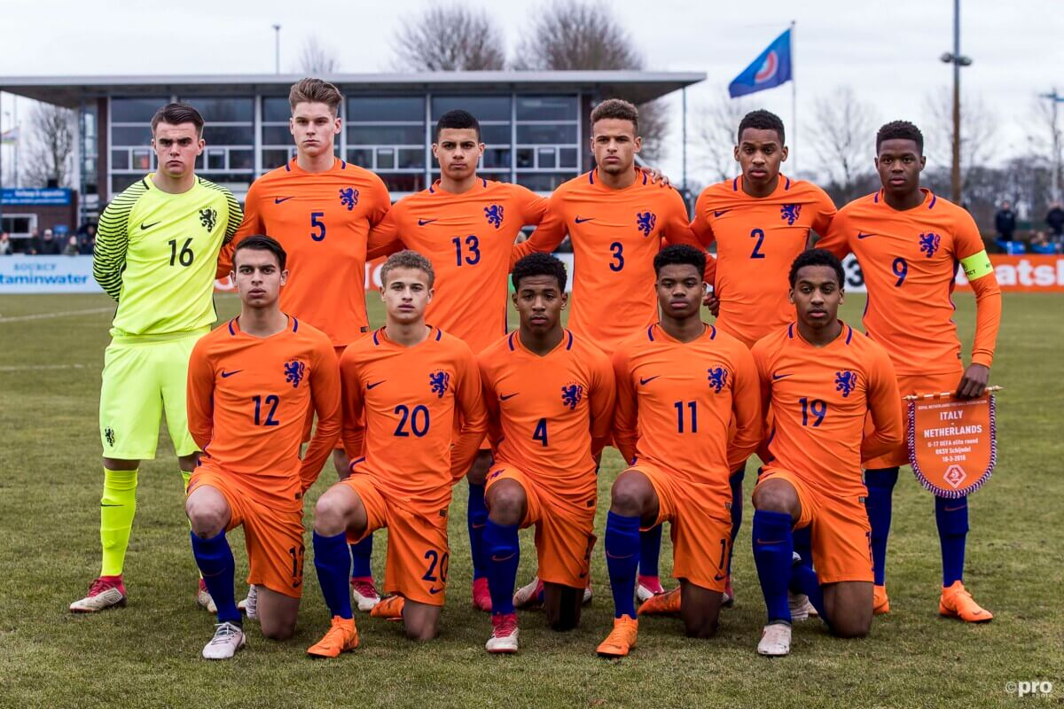 Nederlandse Chelsea-jonkies verliezen finale Youth League