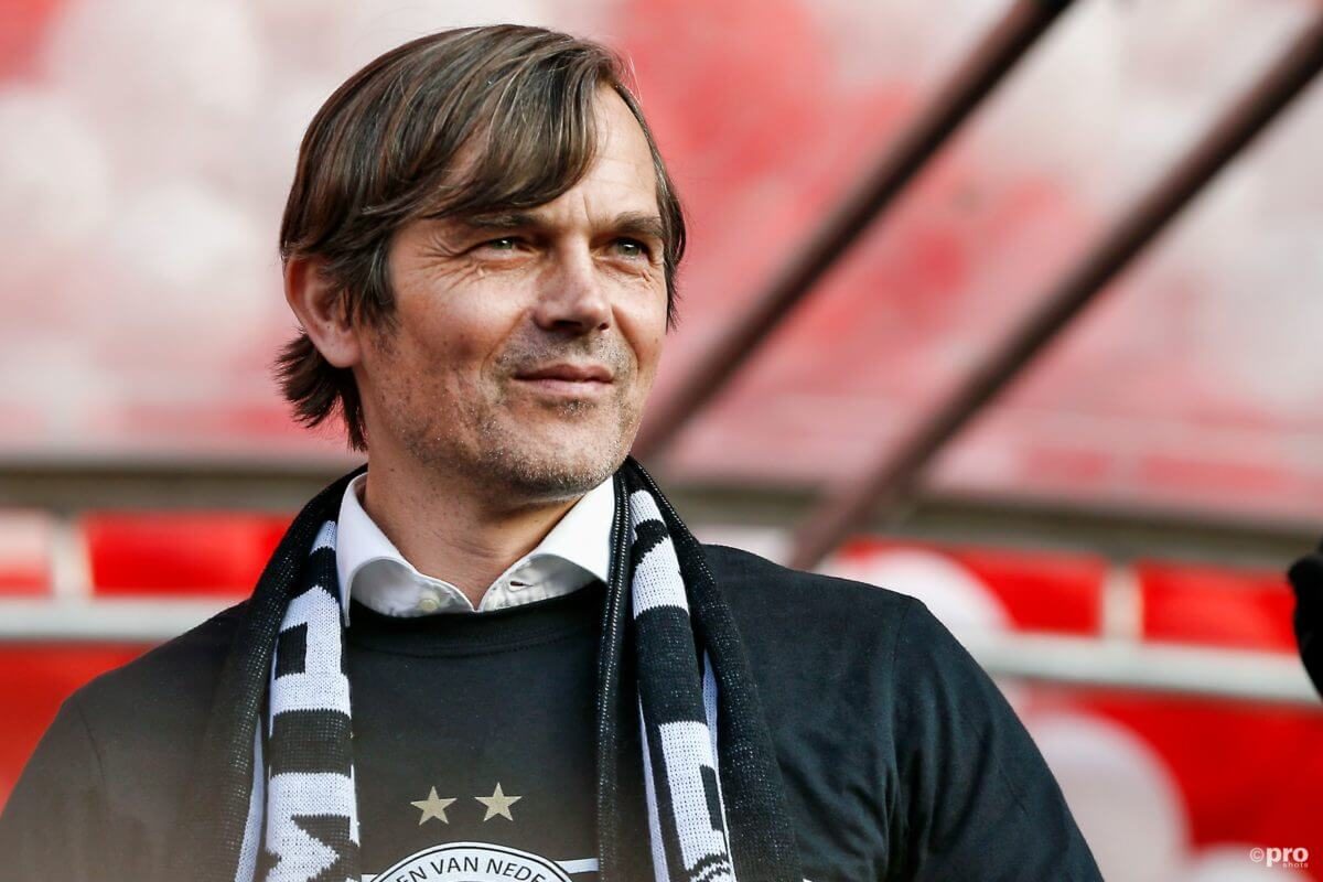 Real Betis heeft interesse in Cocu