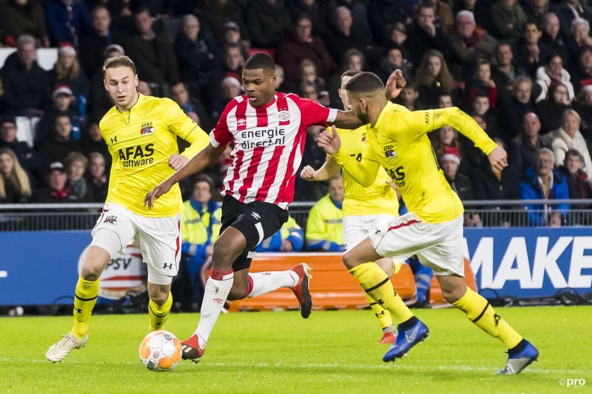 Wordt Ajax óf PSV landskampioen? Maddy Janssen vertelt je alles over AZ – PSV