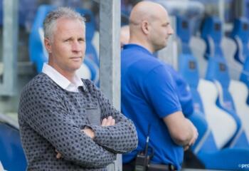 René Eijer en Fortuna Sittard na dit seizoen uit elkaar