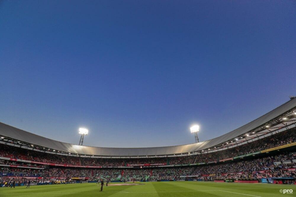 Nieuwe Stap In Bouw Feyenoord-stadion • Voetbalblog