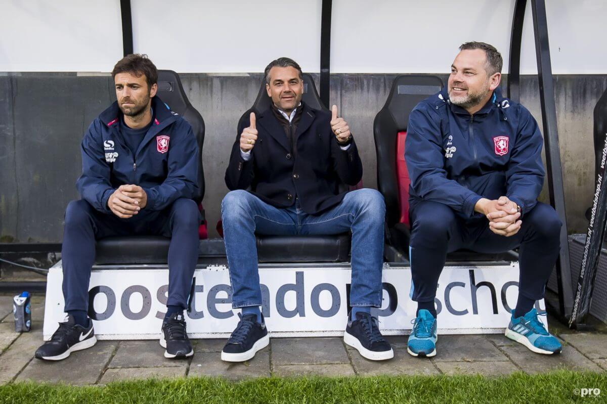Twente heeft nieuwe trainer