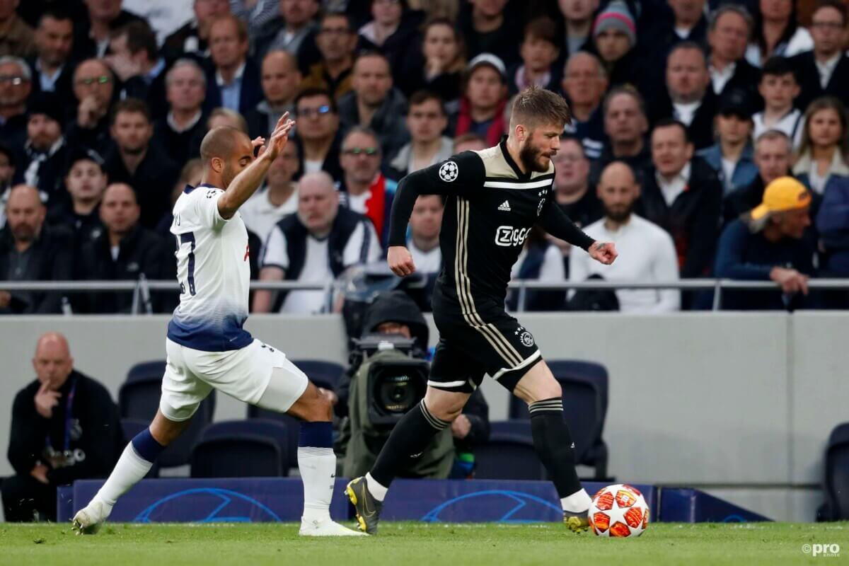 Erik ten Hag blikt terug op Spurs – Ajax en vooruit op Willem II – Ajax