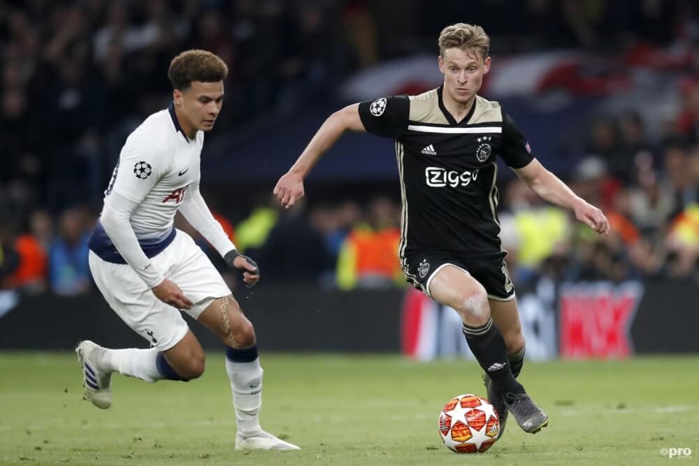 Bekijk de hoogtepunten van Spurs – Ajax