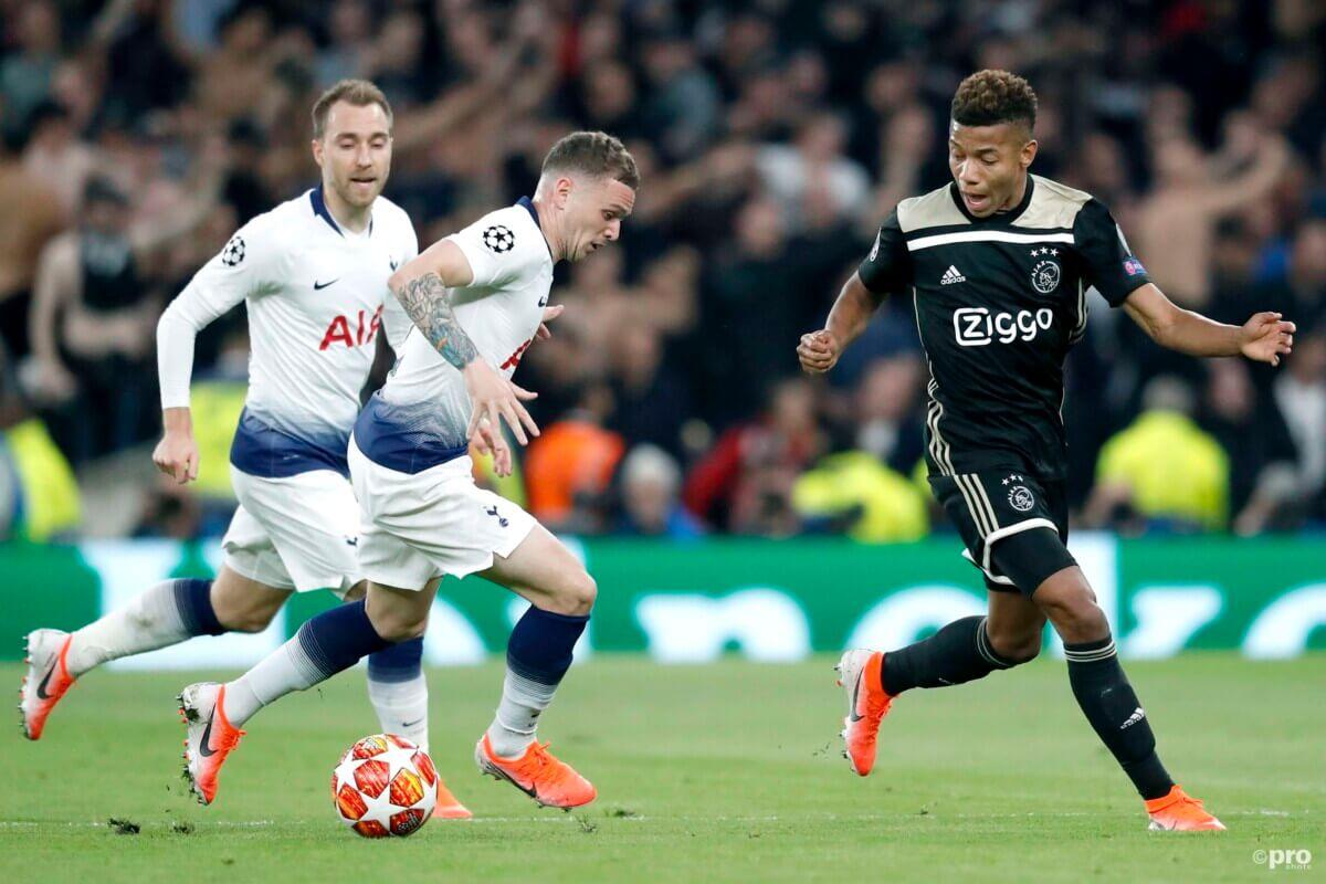 Deze magistrale clip is het ideale opwarmertje voor Ajax – Spurs