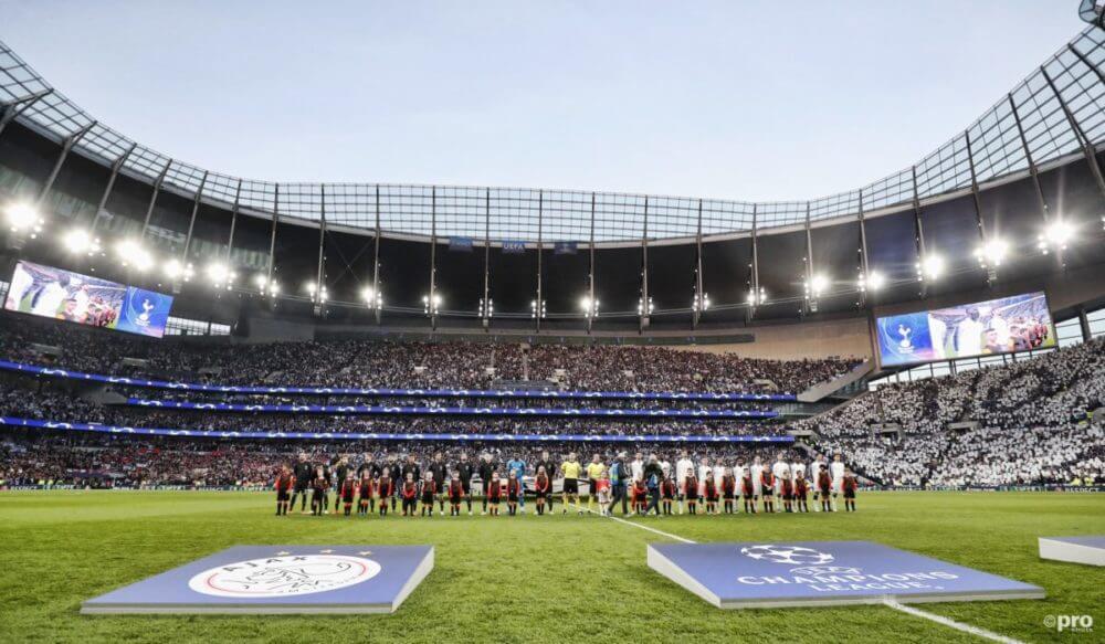 Mogelijke tegenstanders Ajax en PSV in Europa
