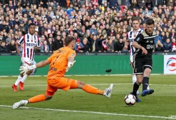 Hier vind je de hoogtepunten van de 101ste bekerfinale: Willem II – Ajax
