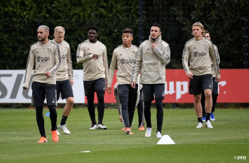 Vermoedelijke opstelling Ajax – Tottenham