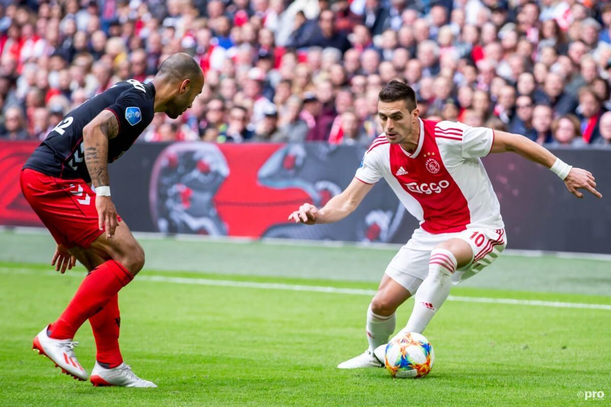 """Gave clip! Ajax blikt terug op het thuisduel tegen Utrecht: """"Home is where the title is"""""""