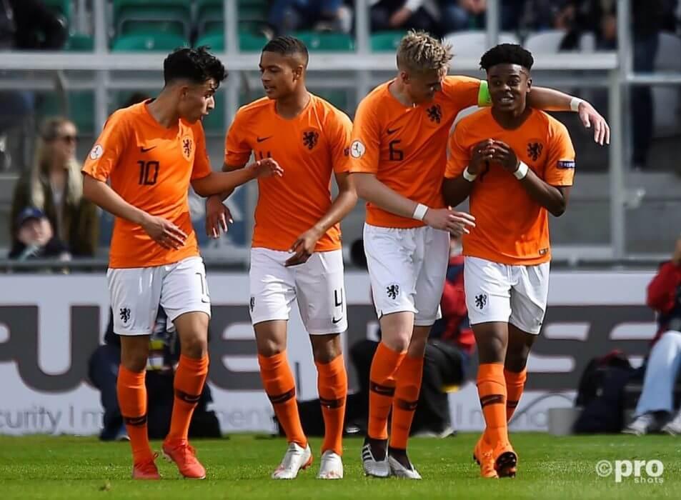 Oranje onder 17 is Europees kampioen!
