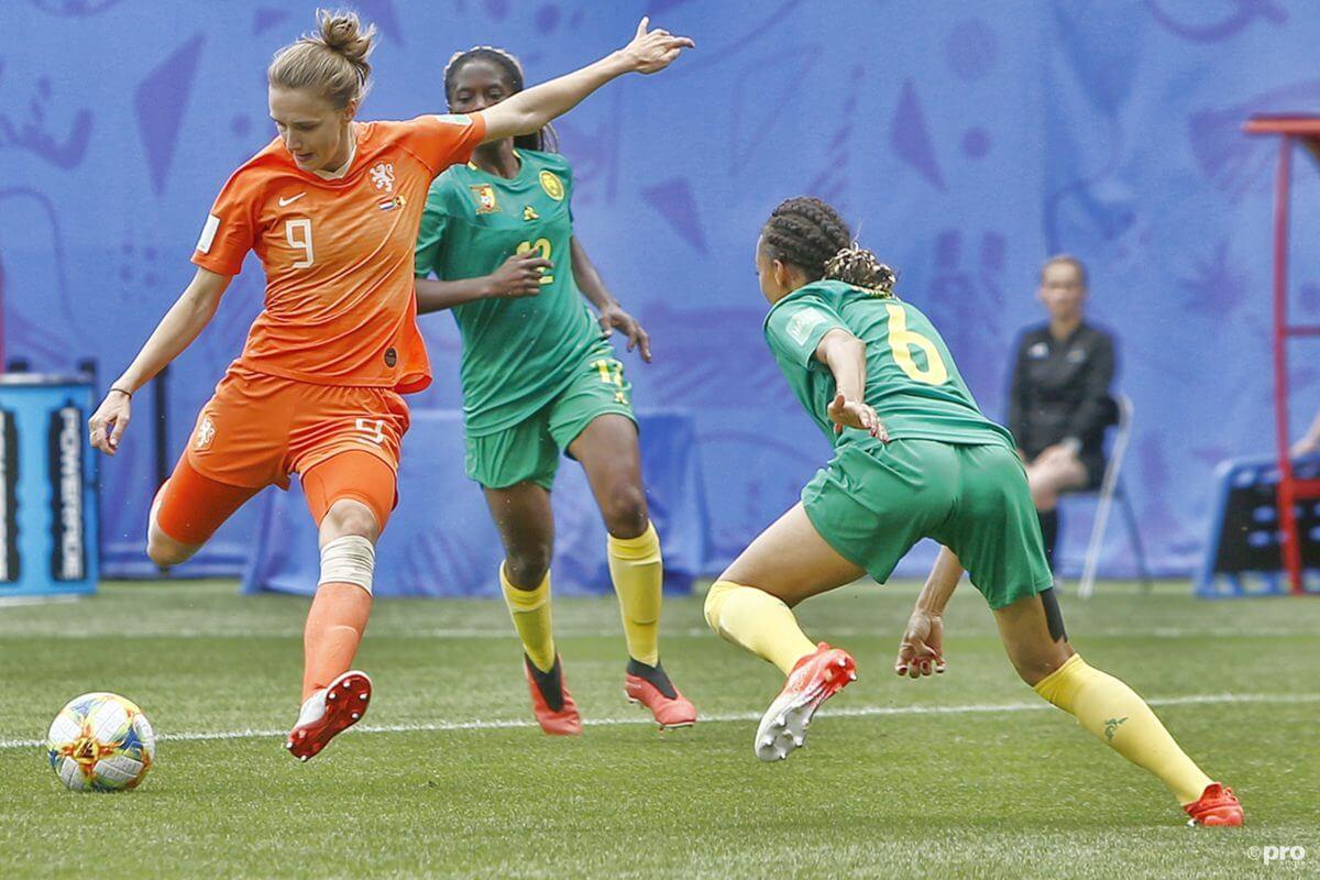 10 wereldgoals van Vivianne Miedema: centrumspits van de Oranje Leeuwinnen