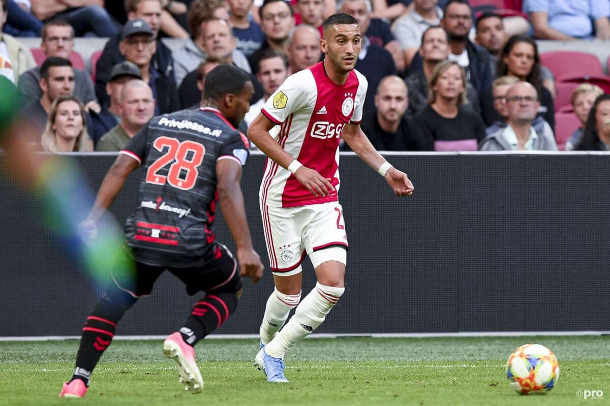 Hakim Ziyech over zijn contractverlenging
