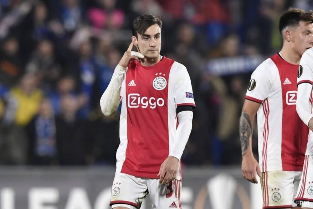 Tagliafico vertrekt bij Ajax