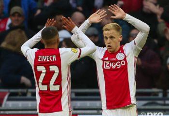 Deze spelers vertrekken dit seizoen bij Ajax