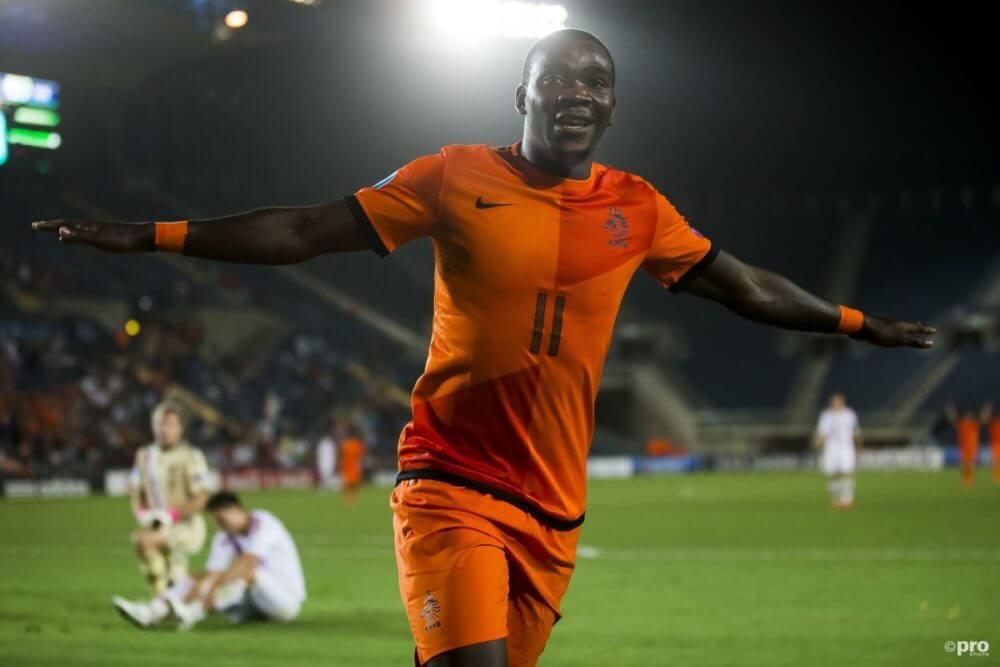 Ola John in het Nederlands elftal