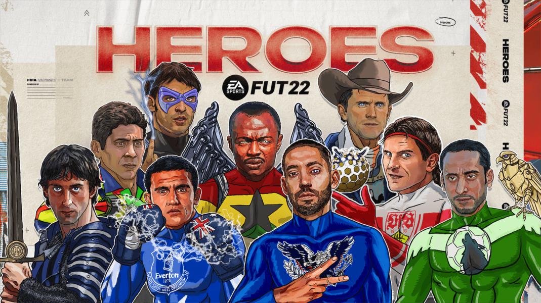 Ultimate Team Heroes