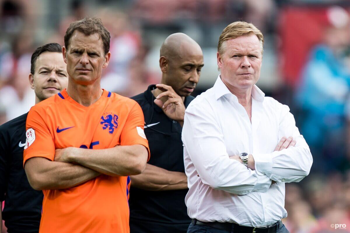"""Ook Koeman geeft Frank de Boer trap na: """"Extra pijnlijk om te zien"""""""