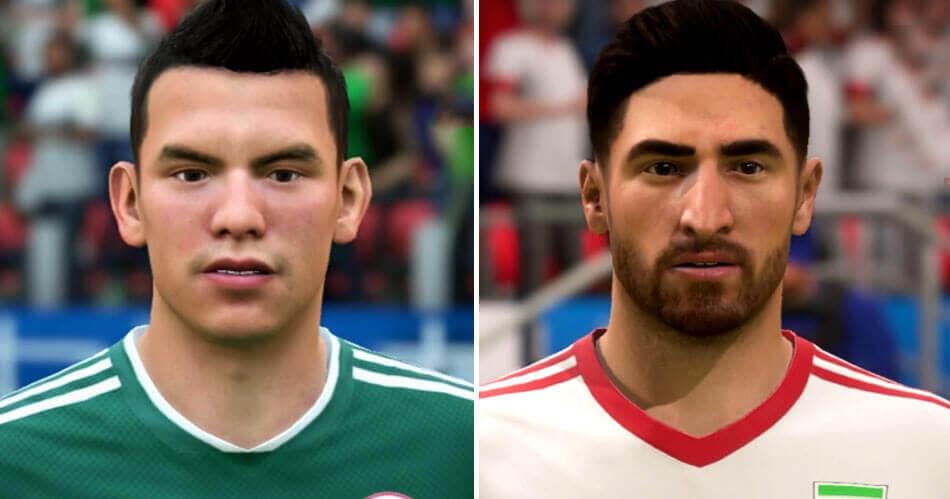 Deze Eredivisie-bekenden hebben een nieuw gezicht in FIFA 18