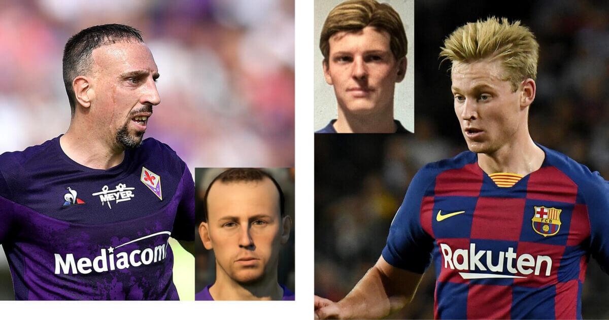 Hoe dan, EA? Deze 7 topspelers kregen geen face upgrade in FIFA 20