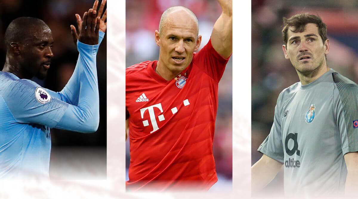 Snif snif. Deze 6 topspelers zitten niet meer in FIFA 20